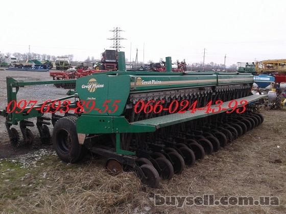 Сеялка зерновая Great Plains CPH-2000 no till изображение 4