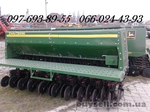 Сеялка зерновая John Deere 455 изображение 2