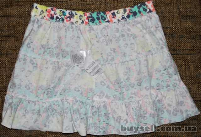 """Продам б/у летнюю хлопковую юбку ТМ """"CoolClub"""" изображение 2"""