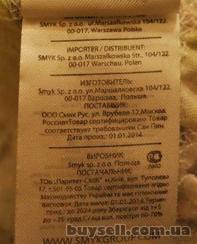 """Продам б/у летнюю хлопковую юбку ТМ """"CoolClub"""" изображение 4"""