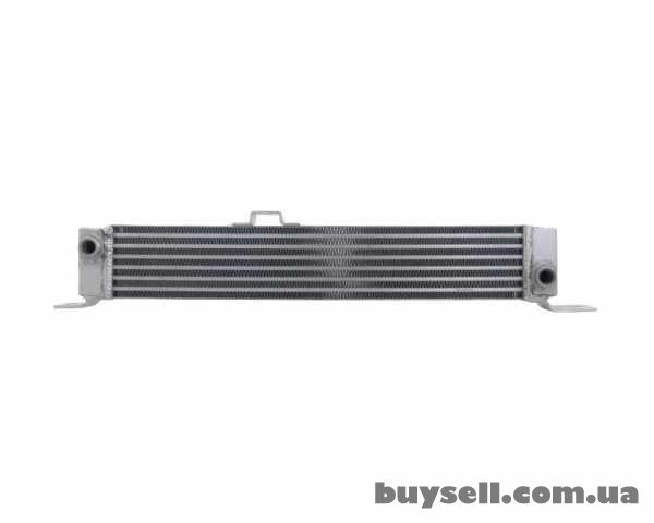 Мерседес 310. 1986-1995. 3. 0-D-Маслянный радиатор двигателя