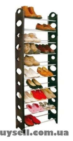 Полка для обуви Stackable Shoe Rack