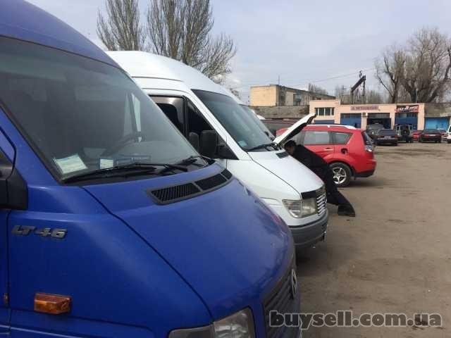 автосервис Мерседес и микроавтобусы Фольксваген изображение 5