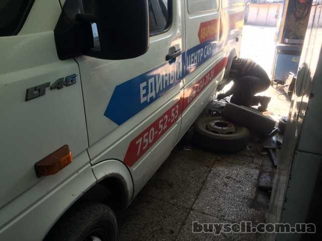 автосервис по ремонту микроавтобусов Mercedes и Фольксваген изображение 2
