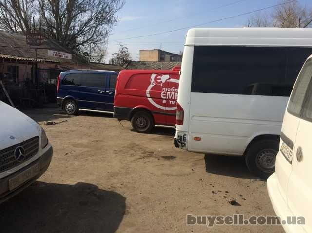 автосервис по ремонту микроавтобусов Mercedes и Фольксваген изображение 3
