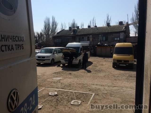 автосервис по ремонту микроавтобусов Mercedes и Фольксваген изображение 4