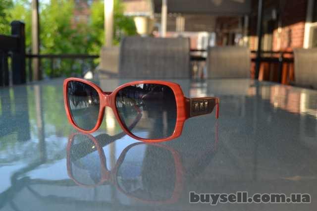 Очки Очки Burberry( orange , pastel olive) ,  оригинал изображение 2