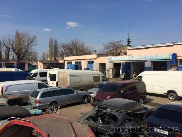 ремонт Мерседес микроавтобусов Одесса изображение 2