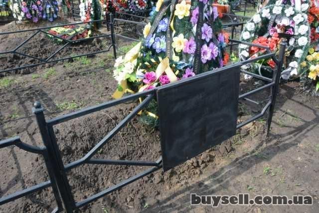 """Лавочки и столы мет.  на кладбище,  """"Броневик"""" Днепропетровс изображение 4"""