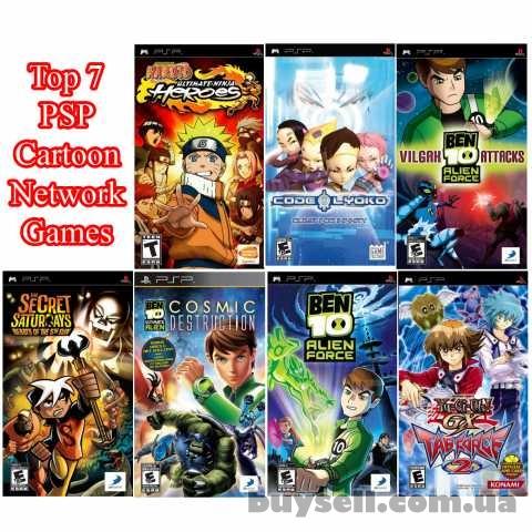 Игры на PSP большой выбор изображение 4