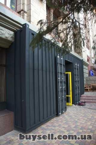 Фасады кафе,  магазинов и др.  «Броневик» - Днепропетровск. изображение 5