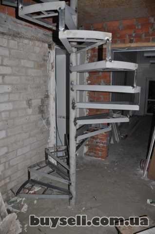 """Винтовые лестницы.  """"Броневик"""" Днепропетровск. изображение 4"""