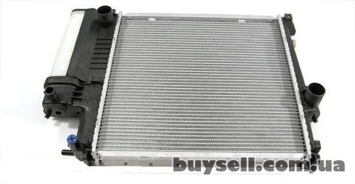 Бмв Е 36 .  1996 .  1. 8 .  2. 0 .  2. 5 - Радиатор охлаждения .