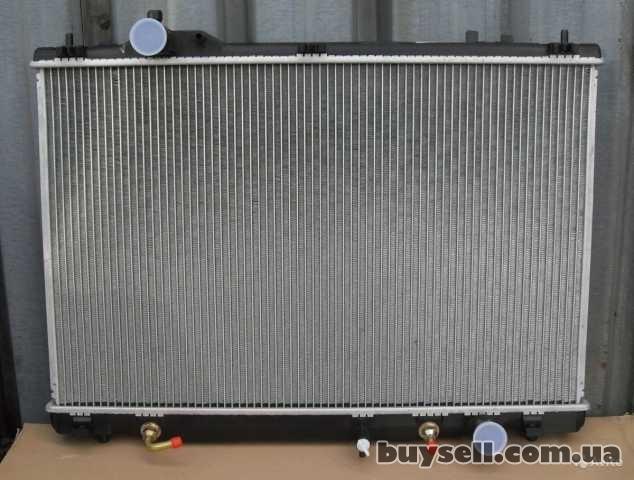 Лексус LS 460. 2006 - Радиатор охлаждения двигателя .