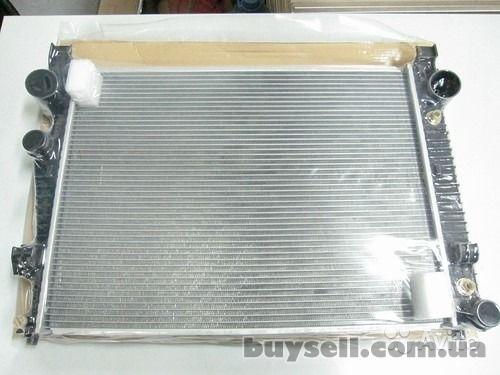 Мерседес S 500. 1999 .  5. 0 - Радиатор охлаждения двигателя .