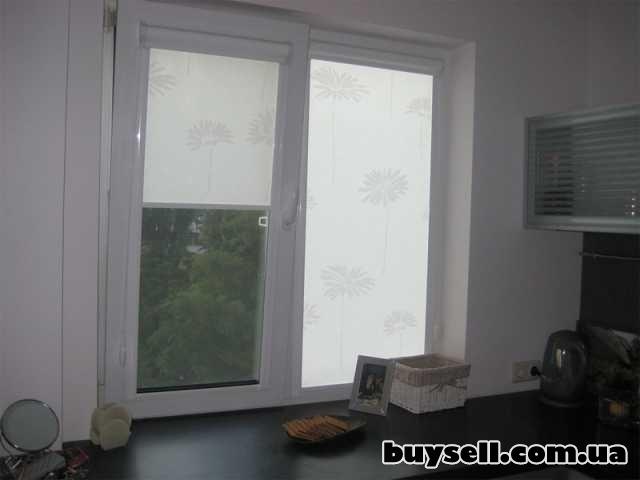Рулонные шторы, тканевые ролеты изображение 3