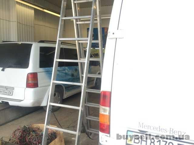 автосервис ,  ремонт микроавтобусов Мерседес Спринтер изображение 4