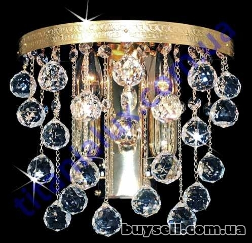 Чешские хрустальные люстры Titania Lux изображение 3