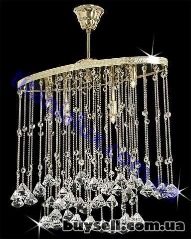 Чешские хрустальные люстры Titania Lux изображение 5