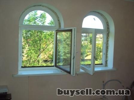 """Компания """"Панорама"""" изготавливает арочные окна,   двери,   в"""