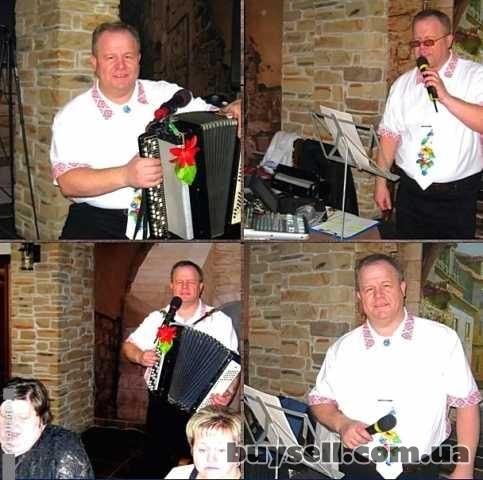 Тамада баянист  дискотека вокал на свадьбу юбилей крестины Мир Несвиж