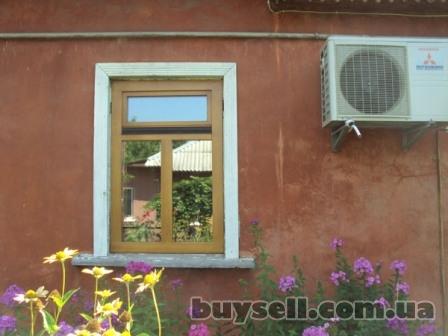 Деревянные Окна, Окна Со Стеклопакетом, Остекление изображение 2
