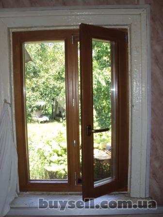 Деревянные Окна, Окна Со Стеклопакетом, Остекление изображение 4