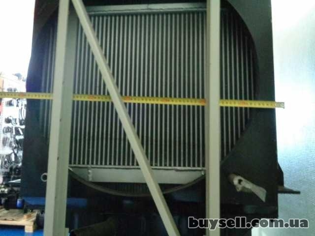 Рено Премиум 380 .  DXI .  2008 - Радиатор охлаждения