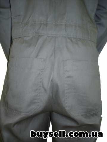 Рабочие комбинезоны,  спецодежда,  рабочая одежда изображение 4