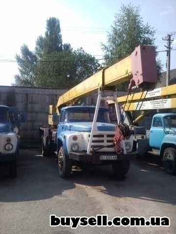 Аренда (Услуги)  автокранов КС-3575 А по Броварам и району. изображение 4