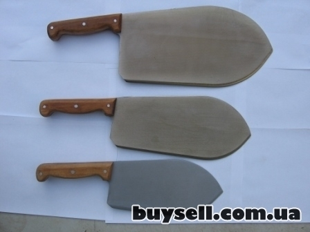 Ножи для мяскокомбинатов,  магазинов,  пищеблоков,  рыбзаводов. изображение 2