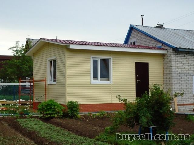 Стройка в Донецке.  Построю пристройку к дому,  веранду,  террасу,  бы изображение 2