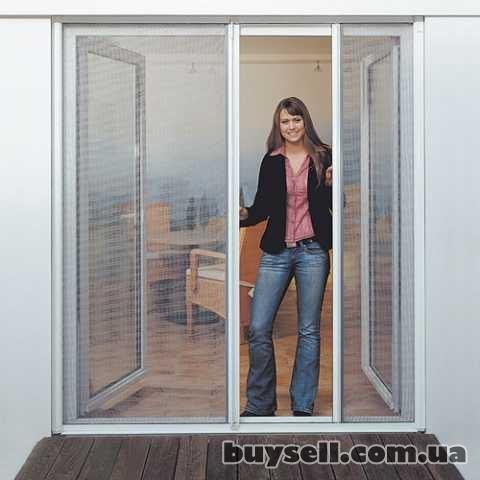 Антимоскитные сетки на окна, двери. Надежная защита от комаров! изображение 3