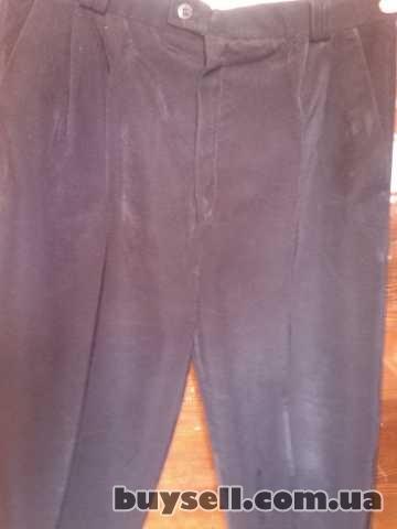 Продам б/у мужские классические брюки изображение 3