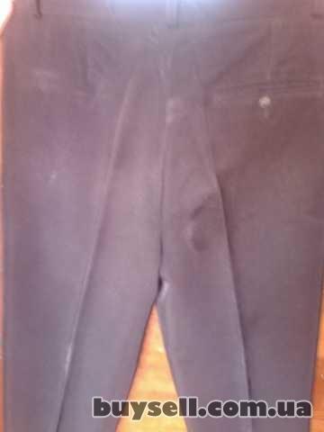 Продам б/у мужские классические брюки изображение 2