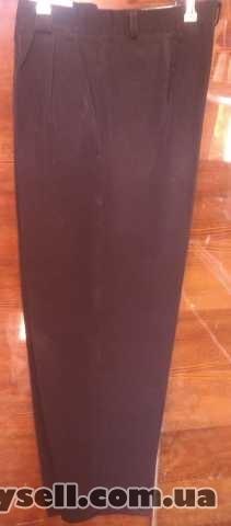 Продам б/у мужские классические брюки