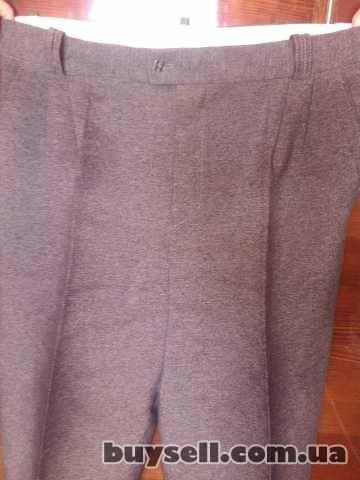 Продам б/у мужские классические летние брюки изображение 3