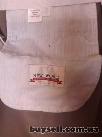 Продам б/у мужские летние брюки изображение 5