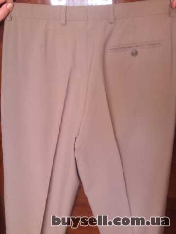 Продам б/у мужские летние брюки изображение 3