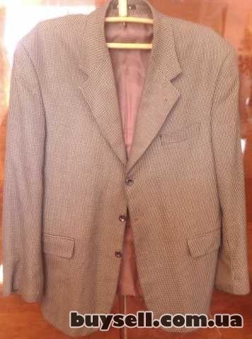 Продам б/у мужской итальянский пиджак