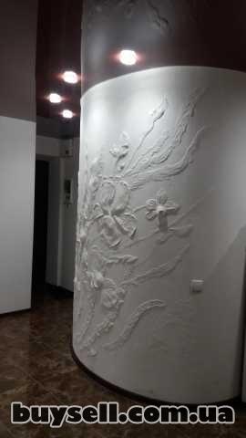 шикарная квартира-студия посуточно центр изображение 2