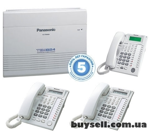 АТС Panasonic изображение 4