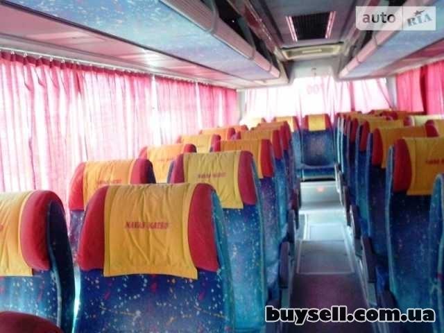Аренда автобуса 27-36 мест, Львов, Украина, за границу.