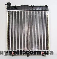 Мерседес Спринтер 906 .  2006 .  2. 2 CDI - Радиатор охлаждения