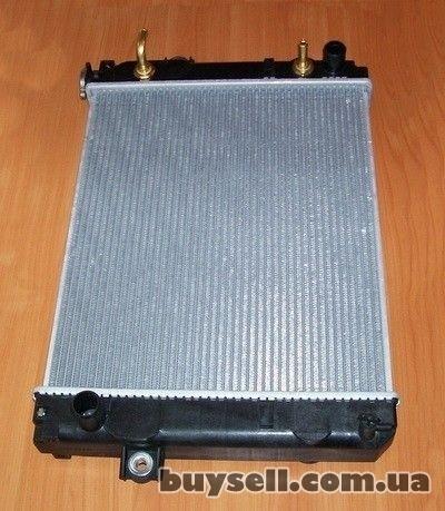 Погрузчик Камацу FD 30 .  2007 - Радиатор охлаждения