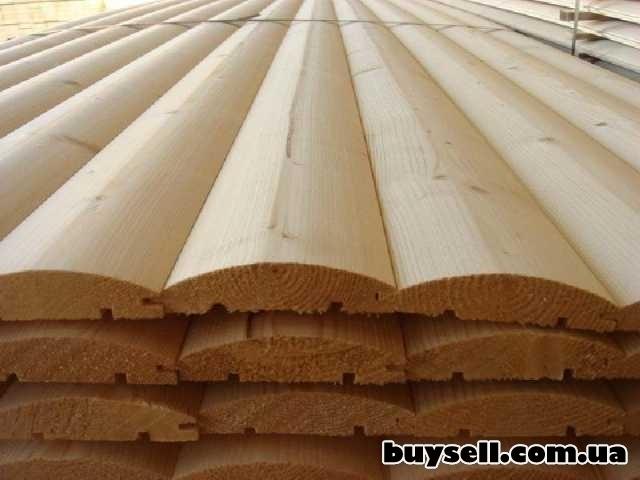 Блок-хаус  сосна 1сорт  85-95*20*4000-4500 мм