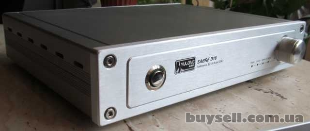 Yulong Audio Sabre D18 (Silver) изображение 2