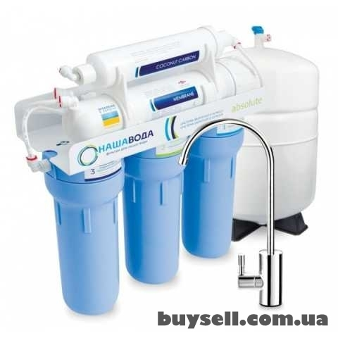 Фильтры для воды,  системы водоочистки и водоподготовки,  картриджи изображение 3