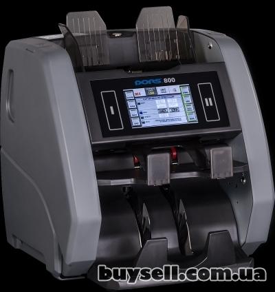 DORS 800 Двухкарманный счетчик банкнот цифровой