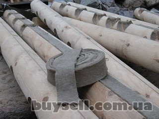 Пакля строительная сантехническая для деревянных домов